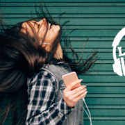 Banner Image for Listen Up Feature — Girl Listening to iPod