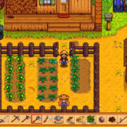 Banner Image Stardew Valley Video Game
